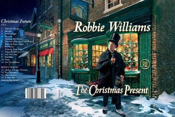 Review: Robbie Williams - The Christmas Present - Lets Talk Tunes